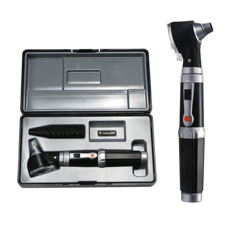 CE ISO Approved LED Diagnostic Equipment Medical Devices Portable Fiber Optical Otoscope